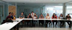 12 jóvenes Lanzadera de empleo Palma visitan Alcampo