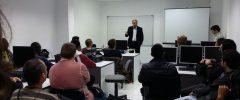 24 jóvenes CFGM: «Sistemas microinformáticos y Redes» visitan LSI S.A.