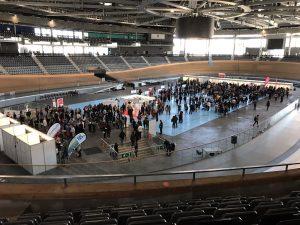 Més de 2.000 visitants durant la primera jornada matinal de la Fira de l'Ocupació de PalmaActiva