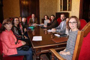 Primera reunió de seguiment del Pacte Local per a l'Ocupació