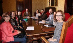 Primera reunión de seguimiento del Pacto Local por el Empleo