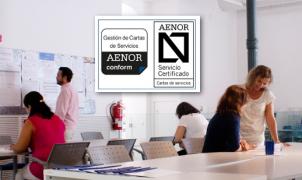 PalmaActiva renova la certificació de la seva Carta de Serveis