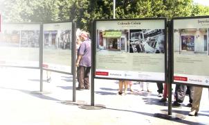 L'exposició fotogràfica d'establiments emblemàtics de Palma es trasllada al barri de Pere Garau el 26 de juny