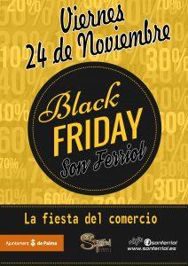 Suport de la Regidoria de Comerç al Black Friday