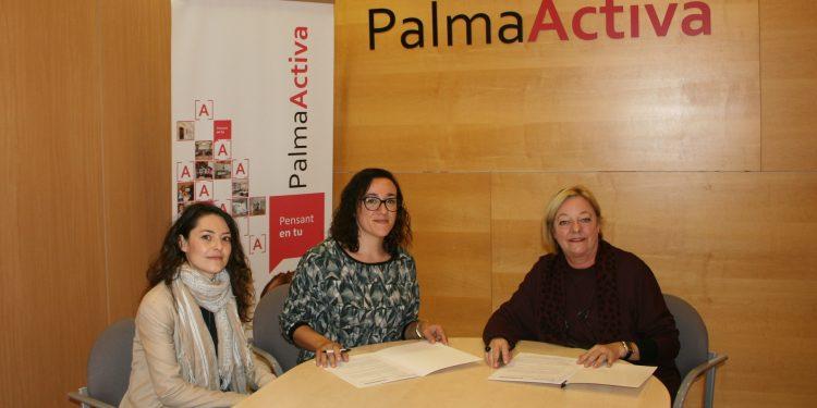 Protocol de col·laboració entre PalmaActiva i la Coordinadora Balear de Persones amb Discapacitat
