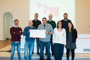 """El projecte """"Puzzle Bellver"""" guanya els premis PalmaActiva d'Impuls a la Innovació"""