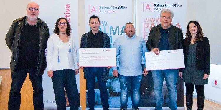 """""""Talia"""", de Toni Bestard, millor curtmetratge dels III Premis Audiovisuals Palma Film Office"""