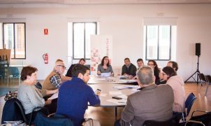 Reunión del Consejo Municipal del Comercio
