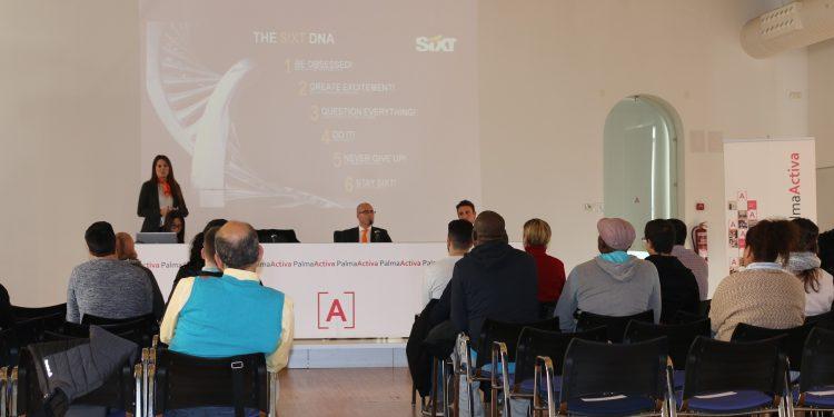 PalmaActiva selecciona personal para la empresa Sixt Rent-a-car