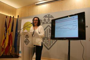 L'ocupació suma a Palma 49 mesos de creixement interanual i els afiliats superen les xifres dels darrers 12 anys