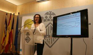 La ocupación suma a Palma 49 meses de crecimiento interanual y los afiliados superan las cifras de los últimos 12 años