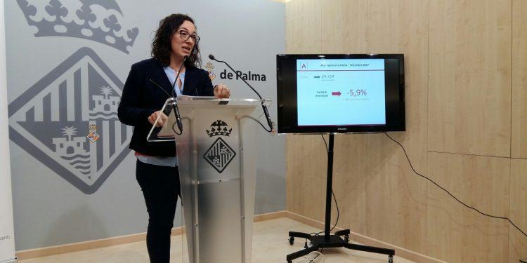 Continua l'evolució positiva del mercat de treball a Palma: l'ocupació porta 50 mesos de creixement interanual i l'atur 63 mesos de descens