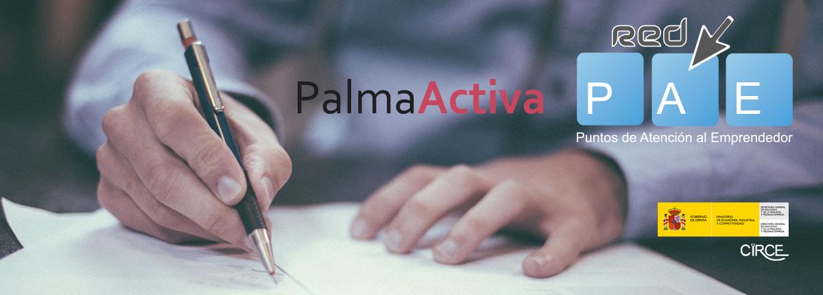 Punt d'Atenció a l'Emprenedor PalmaActiva