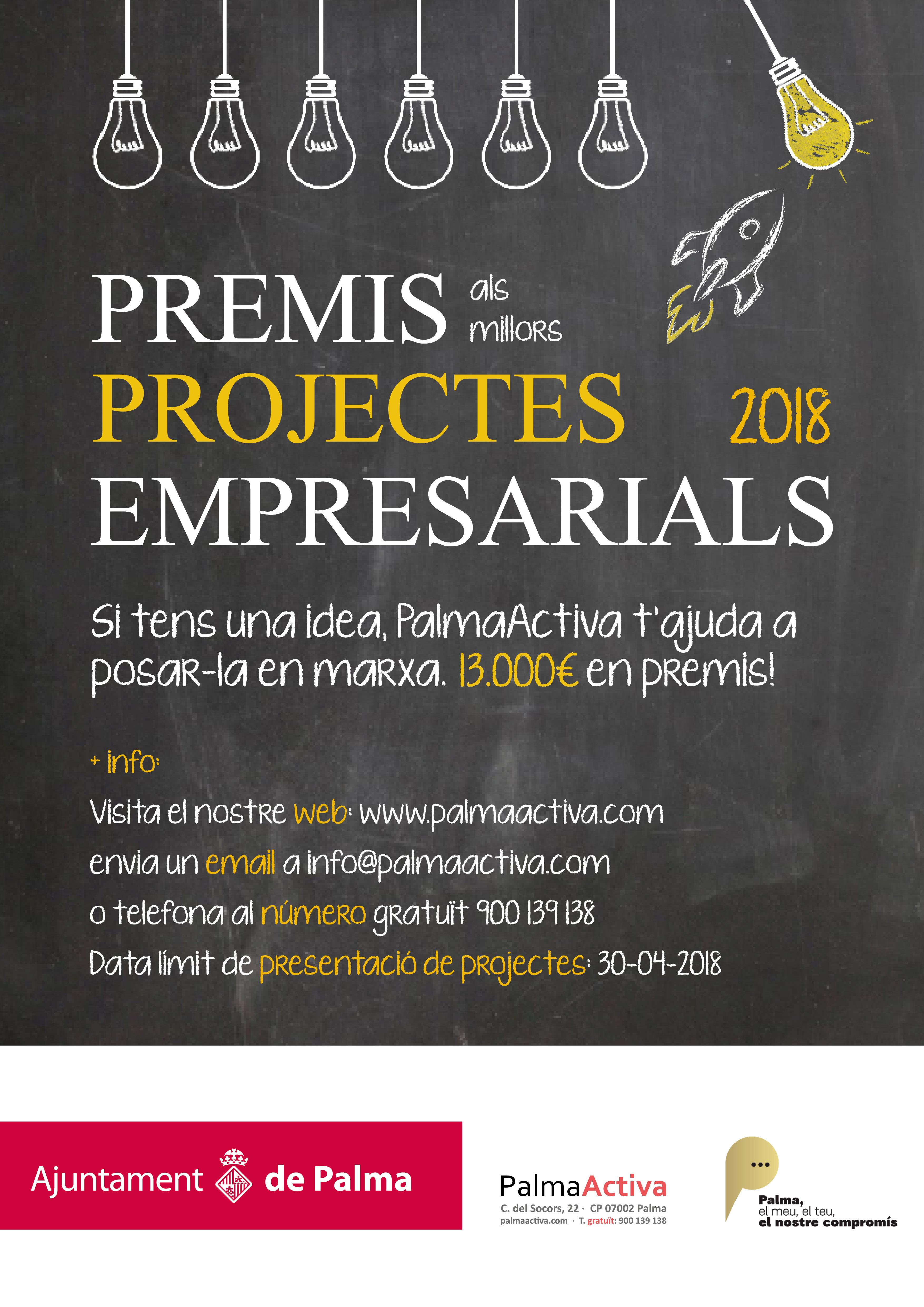 Banner Projectes empresarials