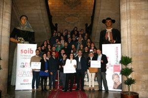 30 alumnes-treballadors comencen a fer feina a l'Ajuntament de Palma gràcies als programes de formació i ocupació del SOIB