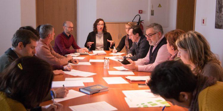 Reunió del Consell Municipal de Comerç