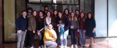 13 joves del Grau de Biologia de la UIB  visiten la Fundació de Banc de Sang i Teixits de les Illes Balears