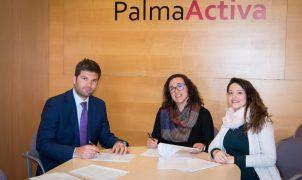 Acord entre PalmaActiva i la delegació a Balears de la  Cambra de Comerç Italiana Barcelona