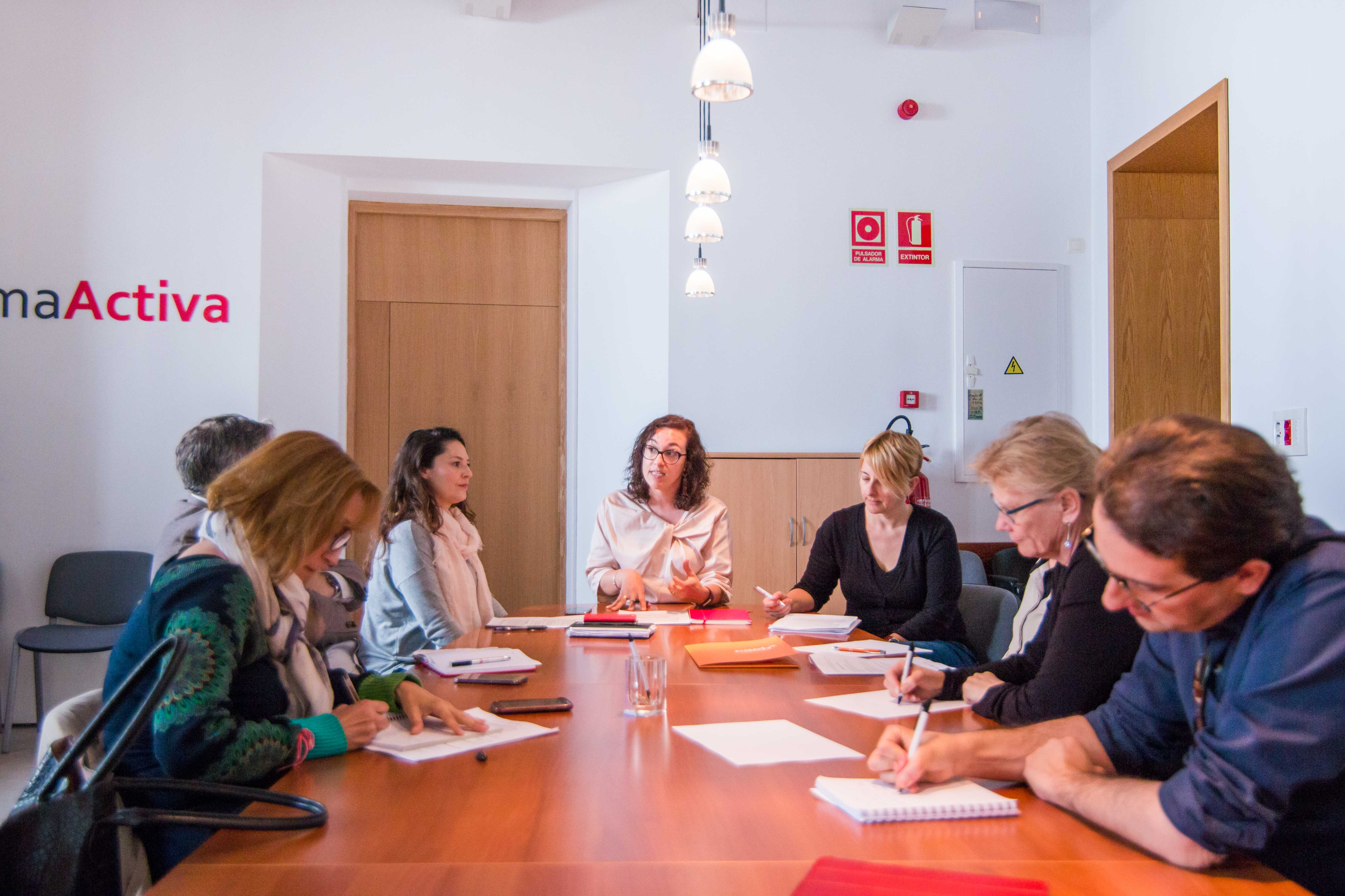 Es reuneix la comissió de seguiment del Pacte Local per l'Ocupació