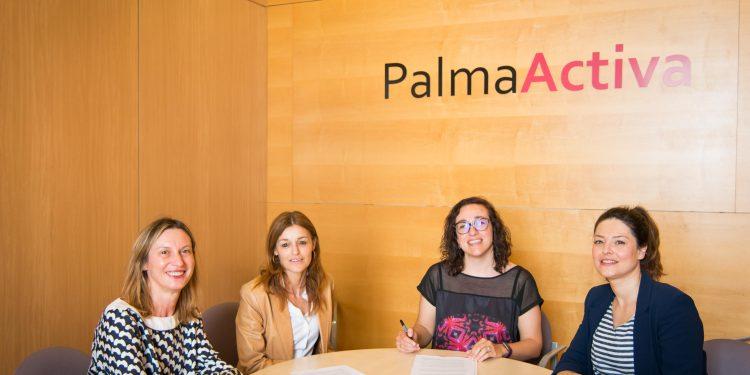 PalmaActiva i UCTAIB signen un protocol de col·laboració per promoure el cooperativisme