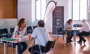 Unas cuarenta personas han podido hacer entrevistas de trabajo gracias a una nueva jornada de selección de PalmaActiva