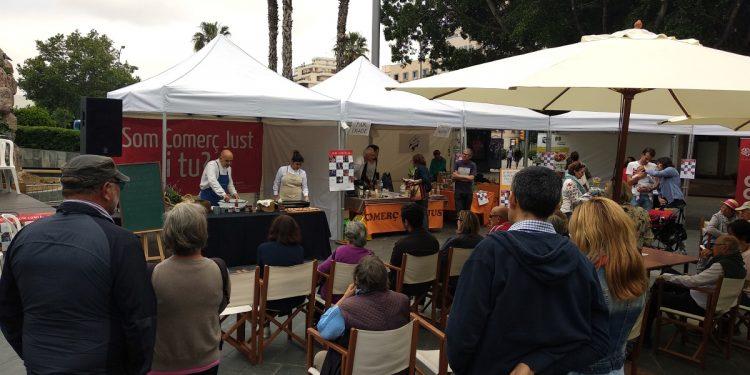 Palma s'afegeix a les celebracions del Dia Mundial del Comerç Just