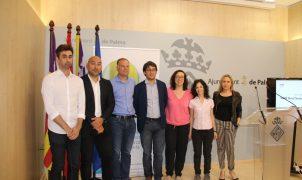 PalmaActiva ayuda a formarse a siete jóvenes gracias a la Formación Dual del SOIB