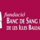 Logo Fundació de Banc de Sang i Teixits de les Illes Balears