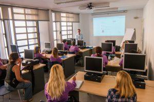PalmaActiva ofrecerá 39 cursos y 1.228 horas de formación durante los meses de septiembre y octubre