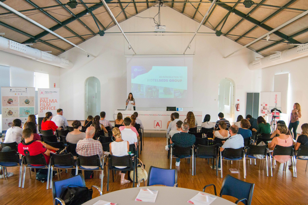 PalmaActiva organitza una jornada de selecció de personal per a Hotelbeds Group