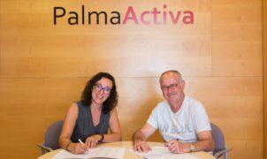 Protocol de col·laboració entre PalmaActiva i Amadip Esment