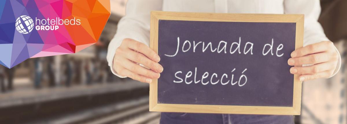 2 de octubre: jornada de selección Hotelbeds Group