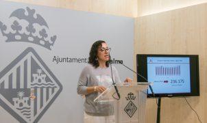La tendencia del mercado laboral en Palma sigue positiva en términos interanuales en septiembre