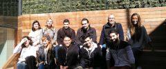 7 personas del certificado de profesionalidad de confección y publicación de páginas web de PalmaActiva – SOIB Programas Mixtos de Formación-Empleo visitan TRIVAGO