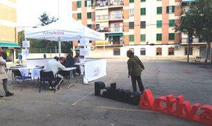 PalmaActiva se acerca a Son Cladera para promocionar sus servicios