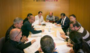 Reunió preparatòria a PalmaActiva de la XXVII Fira de Son Ferriol
