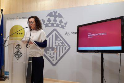 Palma registró 207.937 personas afiliadas en el mes de enero, la cifra más elevada de este mes de los últimos 13 años