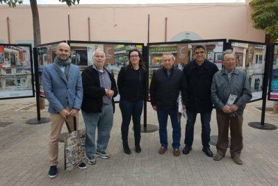 La exposición fotográfica de establecimientos emblemáticos de PalmaActiva llega al barrio del Vivero