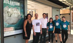 El Quiosc de PalmaActiva, amb l'Atlantida Film Fest