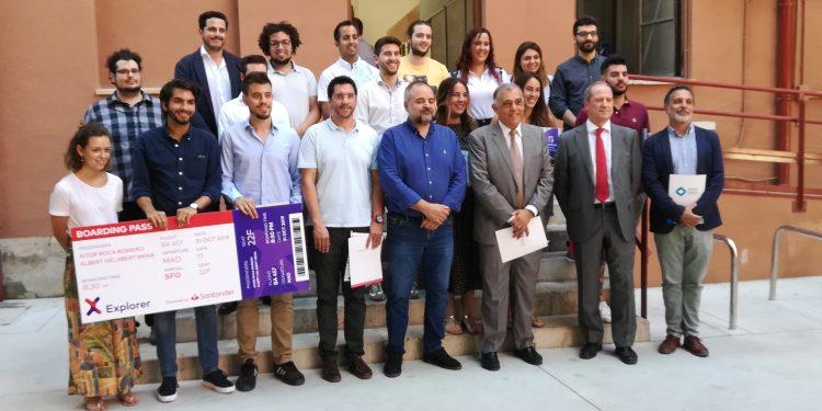 UIB Palma Space premia a la startup Muebly's amb un viatge a Silicon Valley