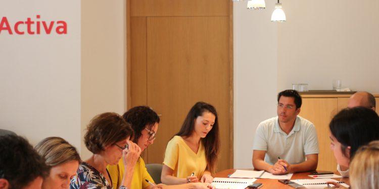 Reunió del Consell Rector de PalmaActiva