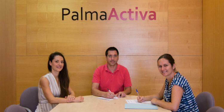 PalmaActiva i FSIB signen un protocol de col·laboració