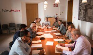 El regidor Rodrigo Romero destaca que el Consell Municipal de Comerç serà un espai obert de debat que intentarà fer confluir els interessos municipals amb els del sector