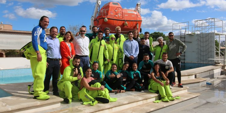 Un any més PalmaActiva aposta per la formació nàutica