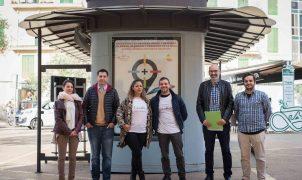 La empresa Popalicer, en el Quiosco de PalmaActiva