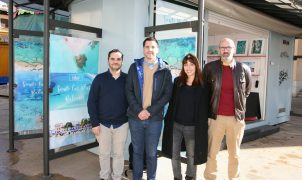 Kiliart lleva su decoración mediterránea al Quiosco de PalmaActiva
