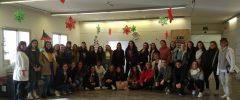 31 jóvenes del 2º curso del CFGM «Técnico/a en Atención a Personas en situación de Dependencia» de La Salle Palma visitan el Hospital Joan March
