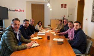 Reunión preparatoria en PalmaActiva de la Fira de Son Ferriol
