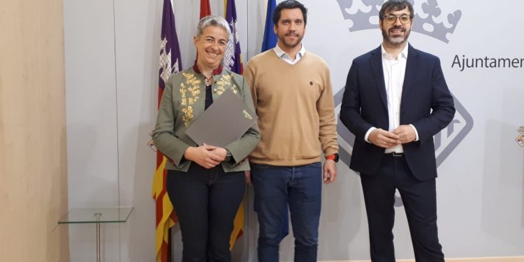 PalmaActiva, l'Escola d'Organització Industrial i la Fundació Generation Spain s'uneixen per impulsar l'ocupació jove a Palma