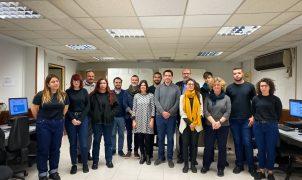 """Els 10 alumnes treballadors del programa SOIB Jove """"Palma Web III"""" obtenen un certificat de professionalitat a la vegada que fan feina en la millora i desenvolupament de planes web municipals"""